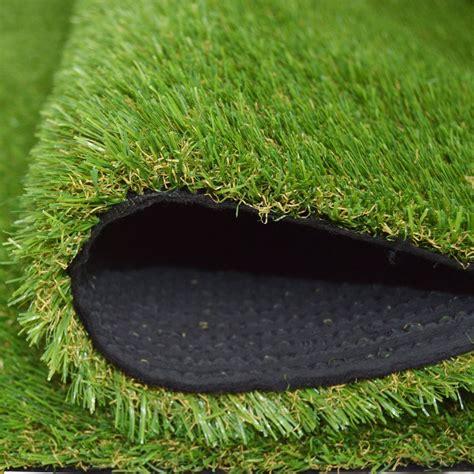 tappeto erboso sintetico prato sintetico15mm calpestabile finta erba tappeto doppio