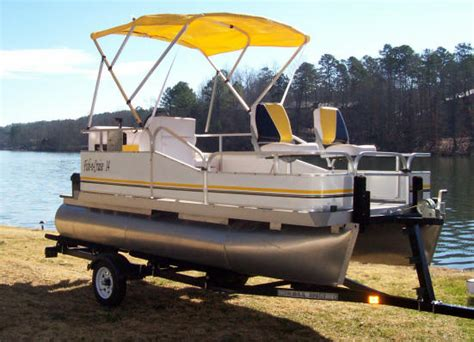 Mini Pontoon Boats For Sale In Iowa mini bass boats and mini pontoons omaha ne and