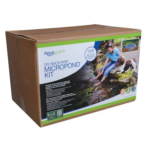 aquascape pond supplies aquascape micropond kits