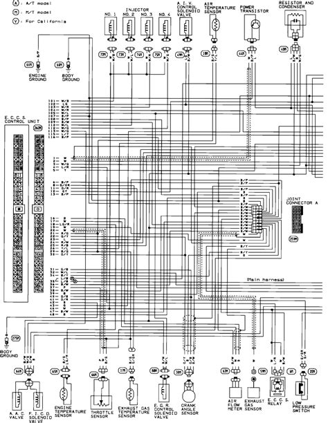 wiring diagram nissan hardbody 91 nissan d21 cranks but won t start i a 1991 nissan