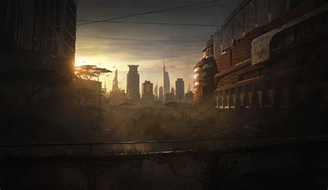 Artwork Apocalyptic Wallpapers Hd Desktop And Mobile