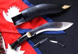 Gurkha Service Kukri
