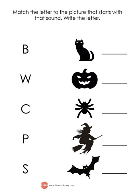 halloween worksheets halloween worksheets handwriting