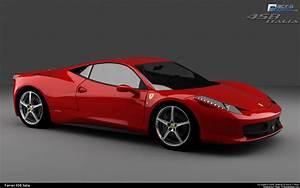 Ferrari Italia 458 Wallpaper - WallpaperSafari