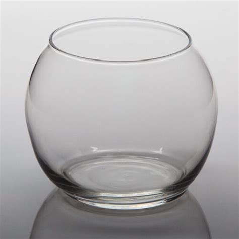 Glass Bowl Vase by Set Of 6 Glass Bowl Vases 4 5 Inch Diameter Great
