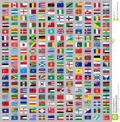 216 flags of the world royalty free stock images image