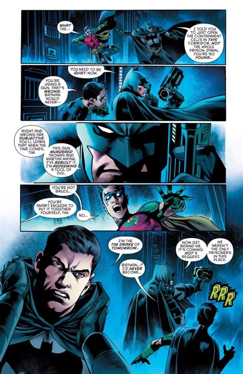This Just Happened: Tim Drake is Back! | DC