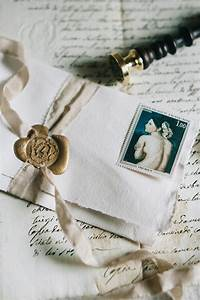 1000 ideas about handwritten wedding invitations on With rag paper wedding invitations