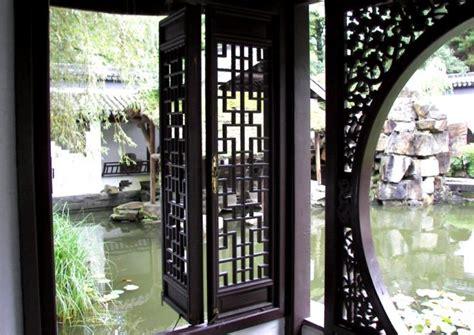 gartenpavillon und der chinesische garten