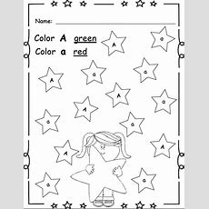 Letter Recognition & Identification Kindergarten Worksheets…super Fun And Engaging For You