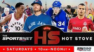 Sportsnet Podcast Central  Sportsnetca