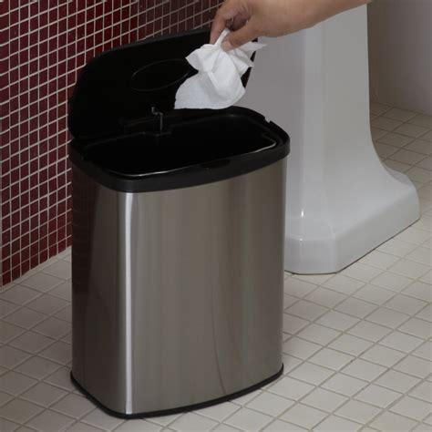 bathroom unique trash  design ideas  bathroom
