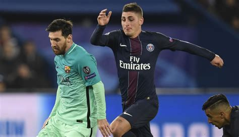 psg midfielder marco verratti reveals reason for turning