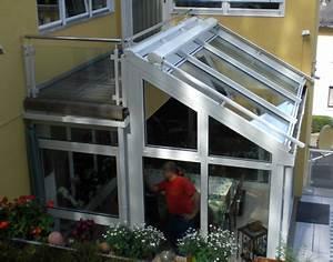 Wintergarten Mit Balkon : metallbau weyand winterg rten ~ Orissabook.com Haus und Dekorationen
