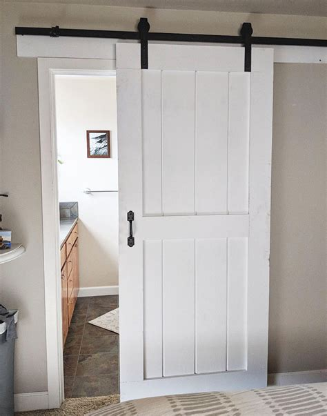 sliding barn doors custom  bend oregon  scavenger