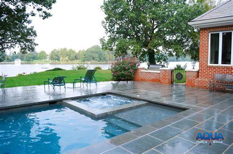 pool tubs custom spas custom gunite tubs aqua pools spas