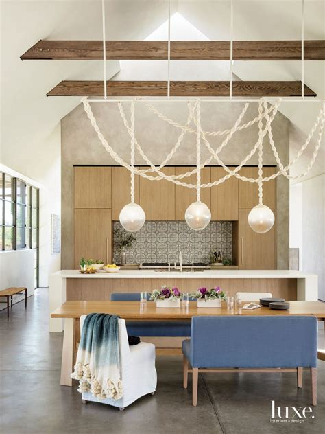 a modern napa farmhouse beckons friends to gather luxe