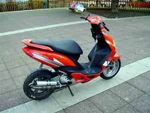 Yamaha Jog Rr Red Mhr Racer De Julien S