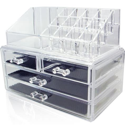 makeup organizer drawers 10 best cosmetic organizers for your home