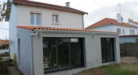 agrandissement cuisine sur terrasse remplacement de l 39 ancienne véranda par une extension pour