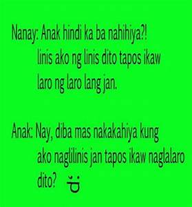 Jokes and Quotes: Tagalog Funny Jokes