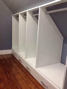 Ikea Pax Dachschräge : pax in der dachschr ge schrank kleiderschrank dachschr ge kniestock ikea pax for the home ~ A.2002-acura-tl-radio.info Haus und Dekorationen