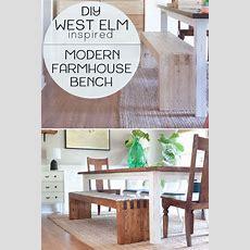 25+ Best Ideas About Modern Bench On Pinterest  Diy Wood