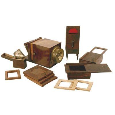 appareil photo chambre chambre daguerrienne vers 1841 appareil photo de