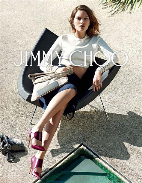 jimmy choo  fallwinter campaign
