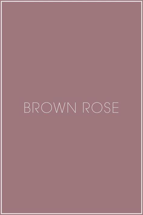 brown rose       mauve  red