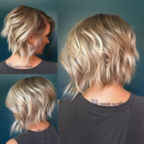fabulous choppy bob hairstyles  textured bob ideas