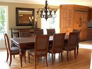 Elegant dining room sets home designer for Dining room furniture ideas