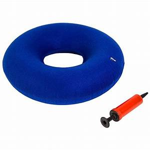 butt donut cushion inflatable ring comfortable With donut pillow for bed sores