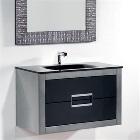 designer bathroom vanity danya silver leather modern bathroom vanity 32 inch
