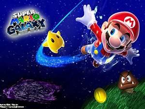 Super Mario Galaxy Wallpaper – Dota 2 and E-Sports Geeks ...