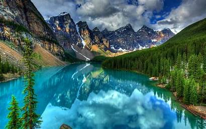 Lake Crystal Mountain Desktop Widescreen Water Wide