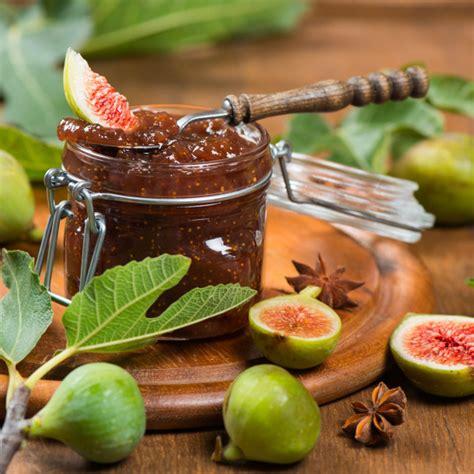 recette confiture de figues blanches facile rapide