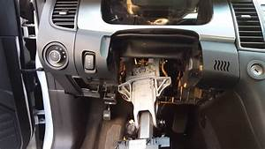 Collapsible Steering Column Deployment Control Sensor Removal