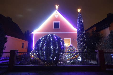 holiday lights across the globe