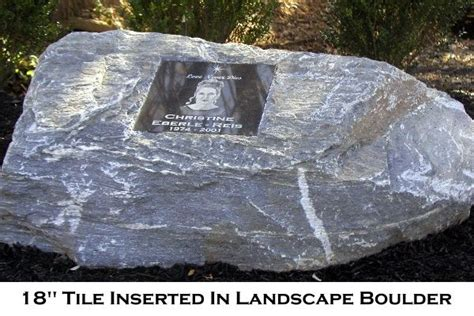 pin by matthews on granite markers laser etched