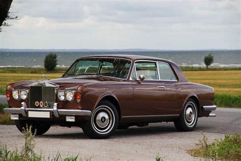 Bentley Corniche Coupe Rolls Royce Corniche Coup 233