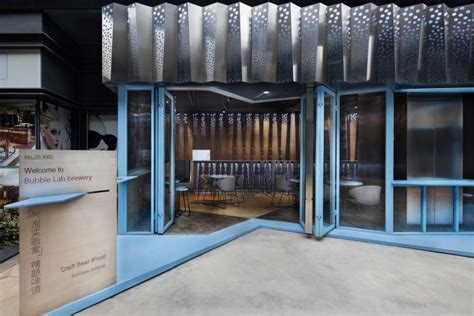 Home Bar Merchandise by Lab By Dongqi Architects Changzhou China