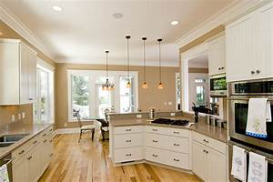knowing about different kitchen layouts and choosing the best one 2240