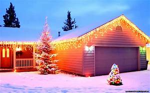 Christmas Home Wallpapers Hd Background