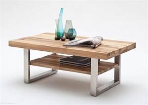Moderner Couchtisch Aus Metall Und Holz : m bel ~ Bigdaddyawards.com Haus und Dekorationen