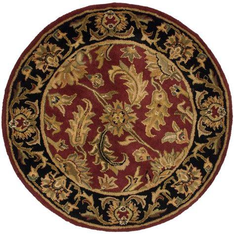 black area rugs safavieh leather shag black 6 ft x 6 ft area rug