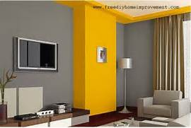 Interior Wall Paint And Color Scheme Ideas DIY Home Improvement Tips Design Ideas New Interior Color Combinations With Green Home Interior May Be The Best Room Changing Design Idea Since Interior House Paint Interior Painting Popular Home Interior Design Sponge