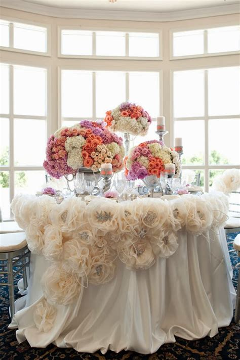 10 wedding table decor ideas to die for belle the magazine