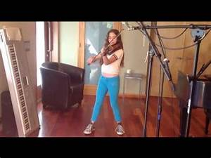 Lindsey Stirling - Crystallize Cover by 11 year old ...
