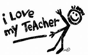 i love my teacher | LAMAN MENULIS GAYA SENDIRI G2